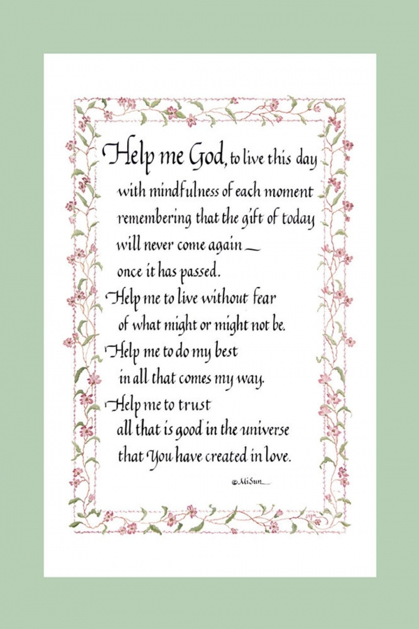 Help me God