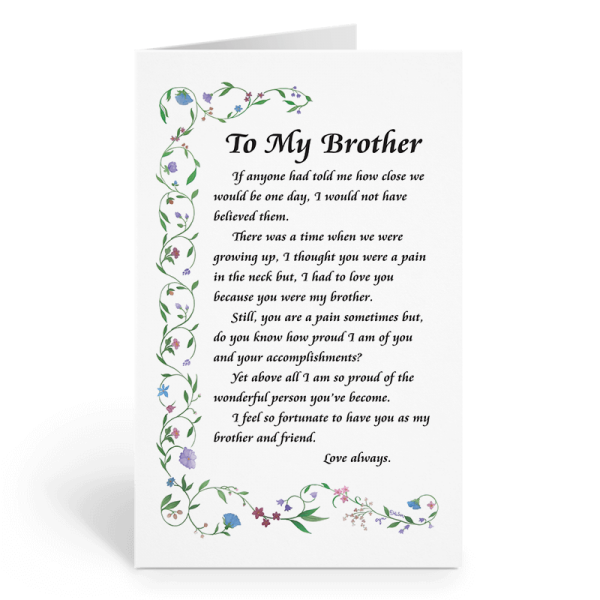 to-my-brother