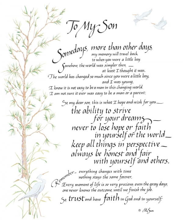 to-my-son